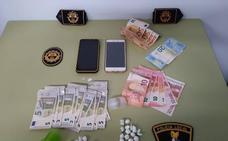 La Policía Local de Meliana detiene a un hombre que pasaba droga en la cola de un supermercado