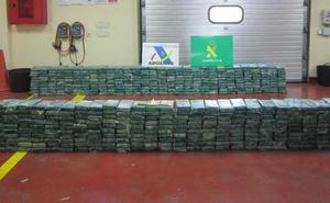 El narcotráfico no cesa en tiempos de coronavirus: 2.200 kilos de cocaína llegan a Valencia