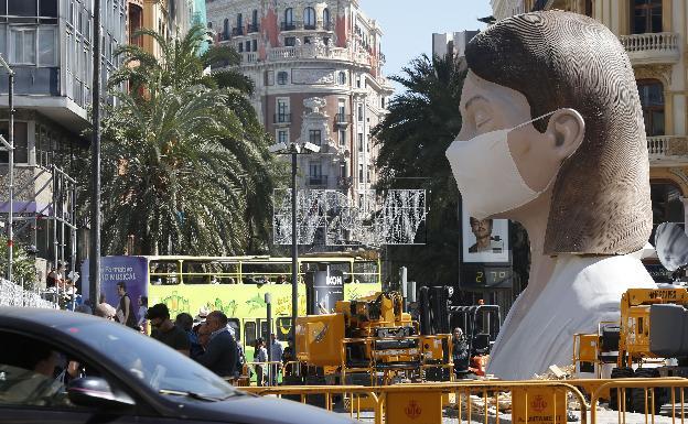 La cancelación de San Fermín deja en el aire la idea de Ribó de celebrar las Fallas en julio