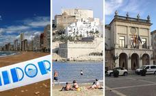 Tres localidades valencianas entre las más buscadas en España para ir de vacaciones este verano