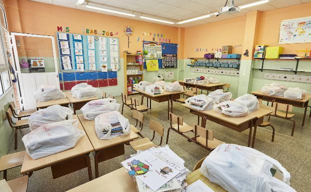 La concertada pide recibir parte de los fondos para adecuar colegios