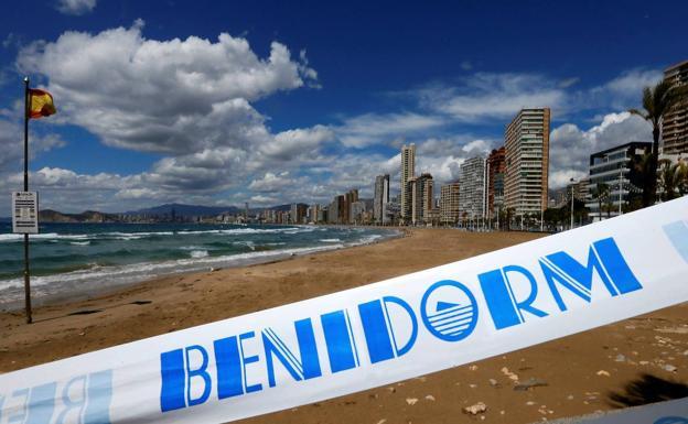 Cita Previa Para Ir A La Playa En Benidorm Las Provincias