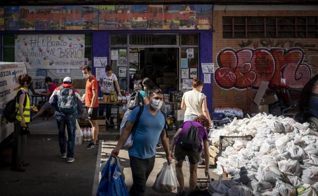 Cómo garantizar los derechos económicos, sociales y culturales en la crisis  del coronavirus | Las Provincias