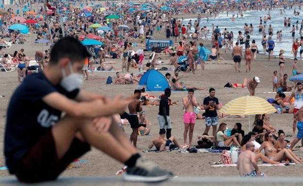 Fase 3 en Valencia: cómo afecta a las playas y cuánta gente se puede reunir