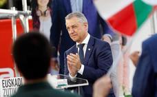 Clara victoria del PNV, Bildu sube y Vox entra en el Parlamento vasco