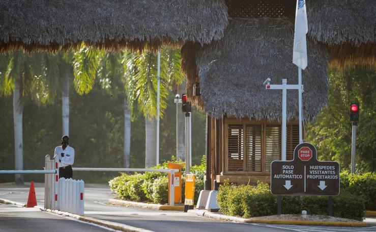 Una urbanización de lujo, posible casa de Juan Carlos I en República Dominicana
