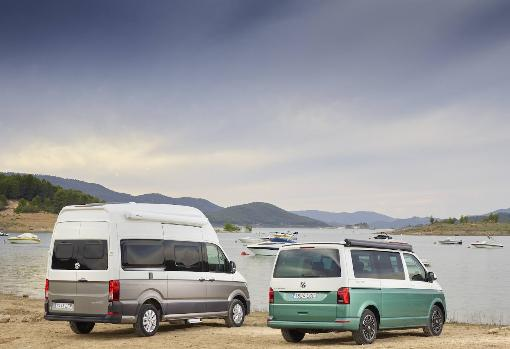 Fotogalería: Volkswagen California y Grand California