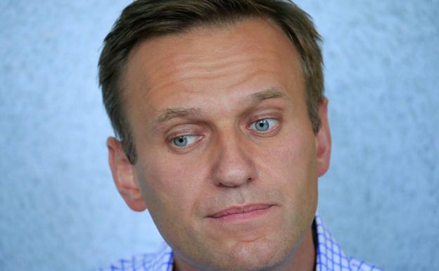 El líder opositor ruso Alexéi Navalni, envenenado | Las Provincias