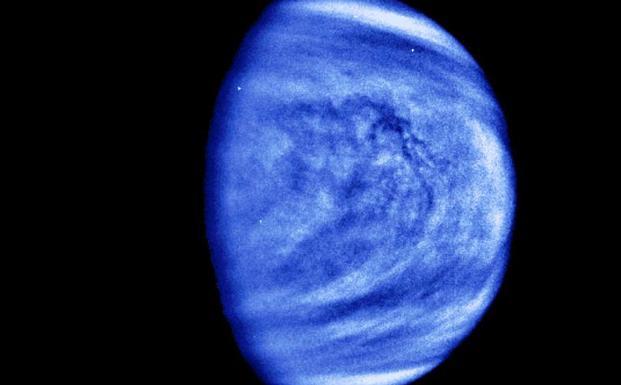 Descubren en las nubes de Venus un gas presente en la Tierra que puede suponer indicios de vida