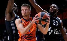 El Valencia Basket, entre los favoritos al título de Liga según los técnicos