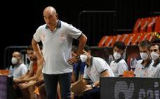 Ponsarnau: «Empezamos mejor que otros años, pero el Baskonia es el campeón»