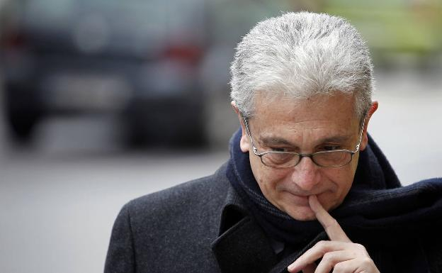 Javier Boix, abogado de Maje: el mago de la toga