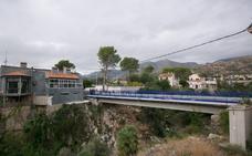 Montepino estrena el nuevo puente de acceso