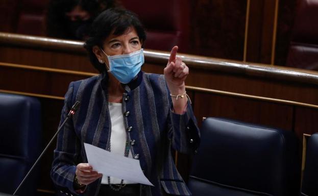 Un Congreso fracturado aprueba la 'ley Celaá'