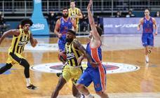 Las mejores imágenes del Fenerbahce-Valencia Basket