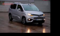 Fotogalería: Toyota Proace City Verso 2020