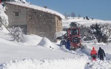 Las últimas fotos de la nevada en la Comunitat