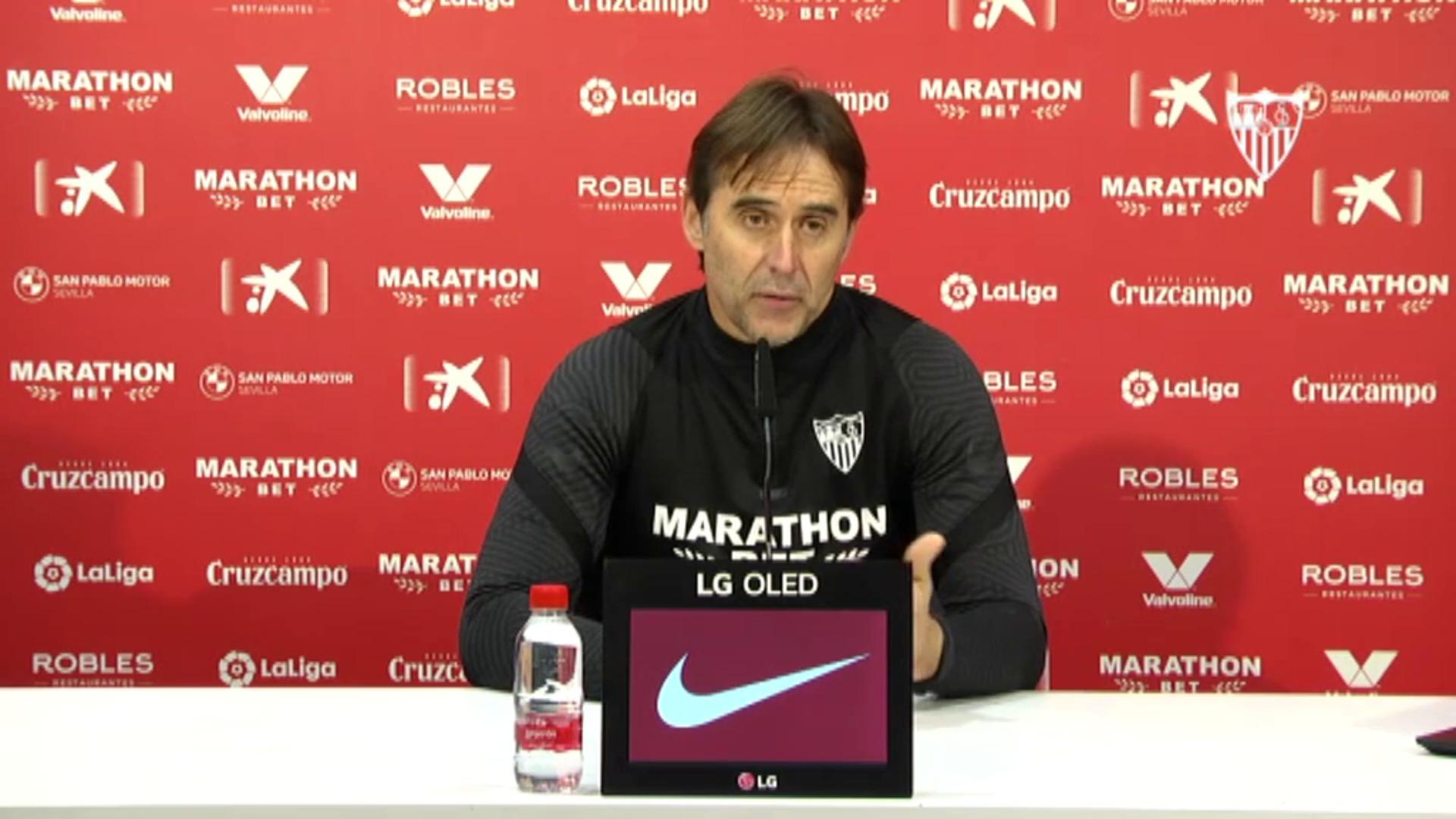 """Lopetegui: """"El Leganés tiene una plantilla con ninguna diferencia con algunas de Primera"""""""
