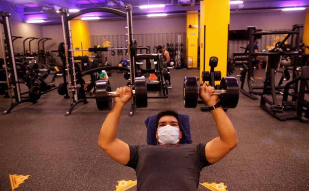 restricții în varigii în sala de gimnastică)