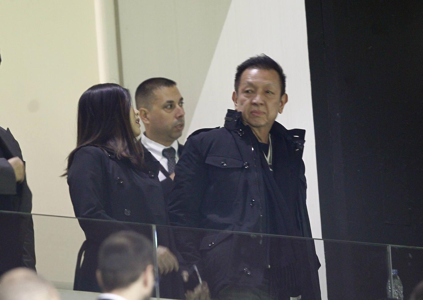 Ribó desconfía del plan de Lim para el nuevo estadio: «Estoy como Santo Tomás»