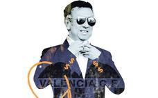 Peter Lim, de gran riqueza, farandulero y obligado con el Valencia