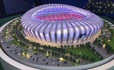 Johor construye en tres años un estadio que financió el Sultán