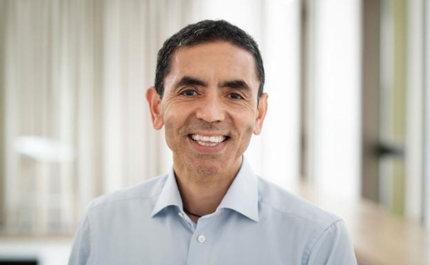Ugur Sahin, CEO de BioNTech./AFP