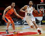 Las mejores imágenes del Valencia Basket-Baskonia