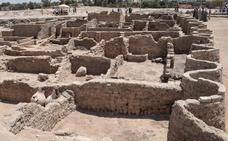 Así es la «ciudad dorada perdida» hallada cerca de Luxor