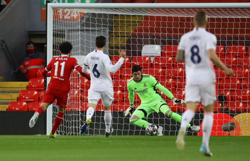 Las mejores imágenes del Liverpool-Real Madrid