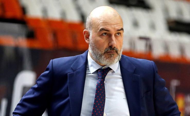 Las mejores imágenes del Valencia Basket-Movistar Estudiantes