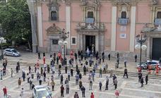 Actos del día de la Mare de Déu en Valencia: misas en la Basílica y todo lo que no se celebra en 2021