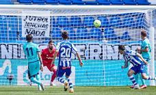 Vídeo   El golazo de Morales (1-1) en el Alavés-Levante