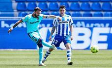 Vídeo: Gol de Morales (1-2) en el Alavés-Levante