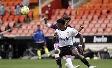 Vídeo   Gol de Correia en el Valencia-Valladolid (3-0)