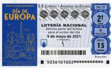 Comprobar resultados de la Lotería Nacional del domingo 9 de mayo, Sorteo Extraordinario de Europa