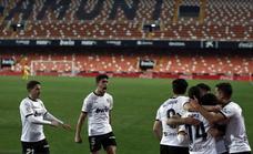 Precio de las entradas del Valencia CF-Eibar: las más baratas, 15 euros