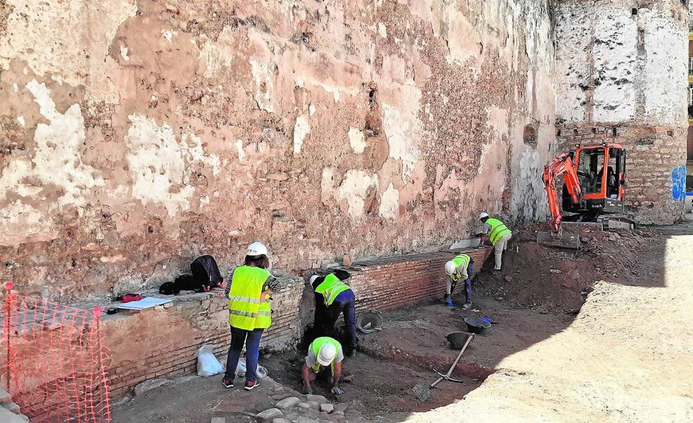 La muralla islámica de Valencia desvela sus secretos