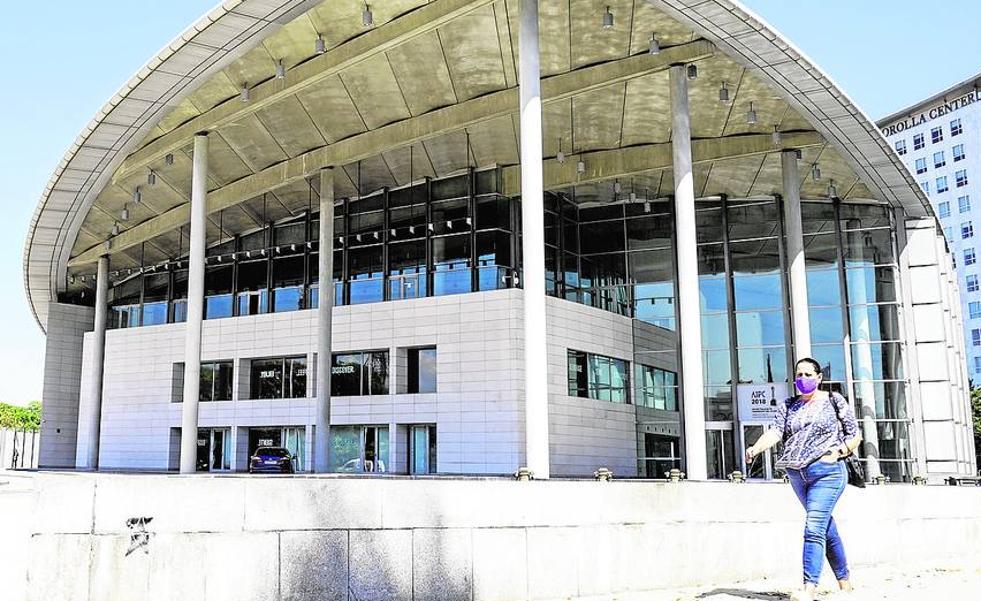 El Palacio de Congresos de Valencia alerta de que está en situación «de emergencia» por falta de dinero