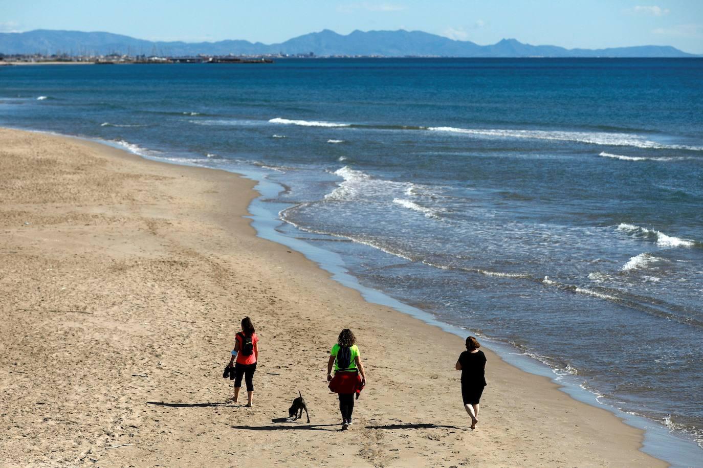 Las mejores playas de la Comunitat Valenciana este 2021