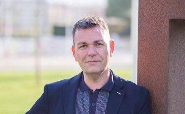 El alcalde de Catarroja, Jesús Monzó. /LP