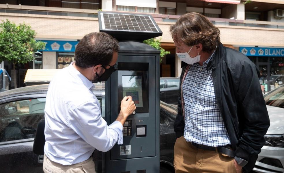 La ORA devolverá el dinero sobrante en Valencia