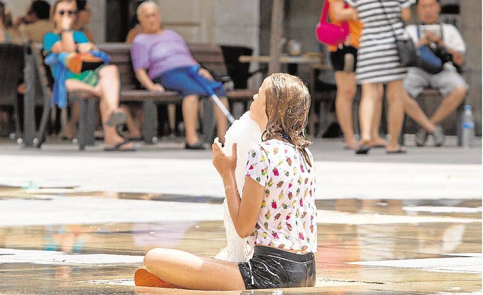 Orihuela alcanzará el tope de la provincia con 41ºC en uno de los días más calurosos del verano