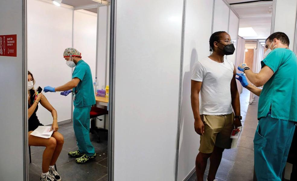 Castellón inicia la vacunación a menores de 30 años