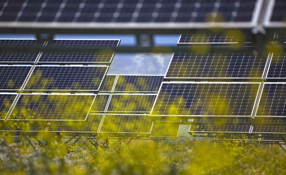La Comunitat tendrá un nuevo parque solar fotovoltaico