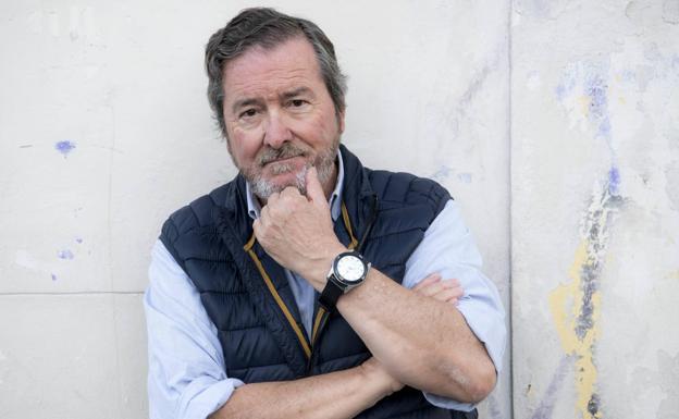 Juan José Benítez./Miguel Garrote