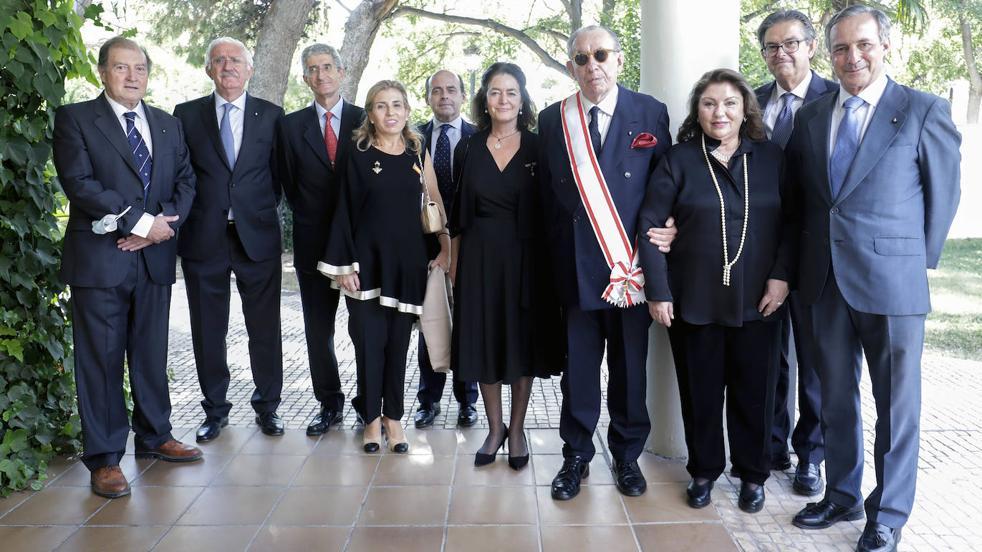 Vida social: la nobleza se reúne en Valencia
