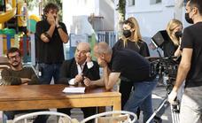 Arranca el rodaje de la pelicula 'Temporada Baja' en Puçol
