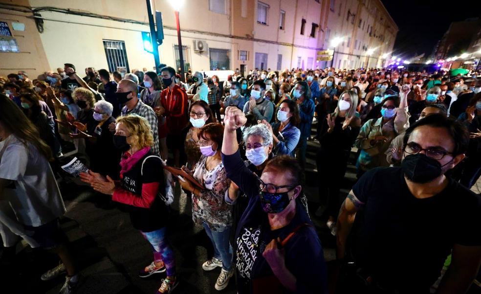 Delincuencia y botellón sacan a la calle a los barrios de Valencia