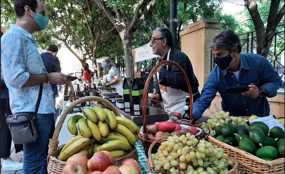 Dónde hay mercadillos hoy viernes en Valencia: en qué calles hay mercado ambulante cada día de la semana